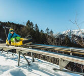 Alpine Coaster Golm Winter (c) Christoph-Schoech